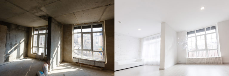 Renovation,Of,A,Bathroom,Before,And,After,In,Format